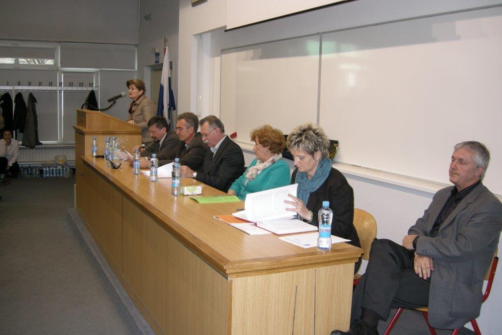 Čelnici sindikata javnih i državnih službi u Osijeku