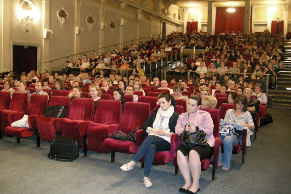 Drugi zagrebački skup u kinu Europa