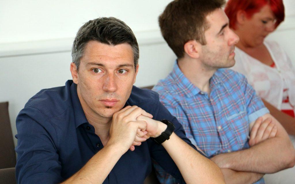 Mislav Žitko i Marko Grdešić