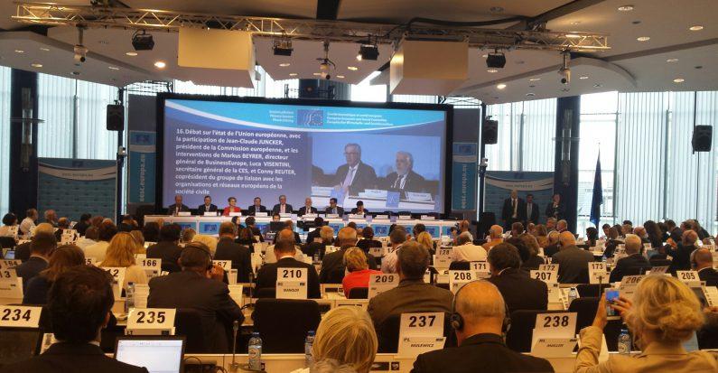 Juncker u EGSO-u: mobilizirat ćemo preko 500 milijardi eura za investicije
