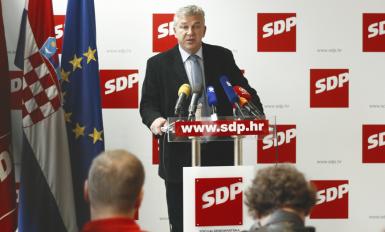 Ranko Ostojić Izvor: www.sdp.hr