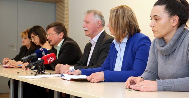 Sindikati javnih službi najavili pokretanje socijalnog spora s Vladom RH