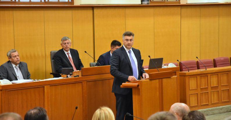 Prva godina mandata ove Vlade! Iščeznuće nove Hrvatske u raljama stare politike