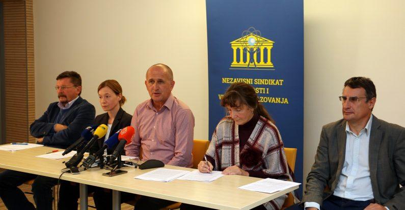 Zbog nezakonitih poteza uprave Sveučilišta Hrvatskim studijima prijeti gašenje