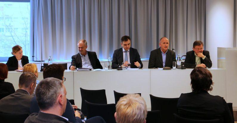Održan sastanak o problemima javnih znanstvenih instituta