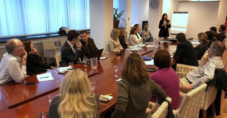 Predstavnici Sindikata s ministricom o normiranju rada