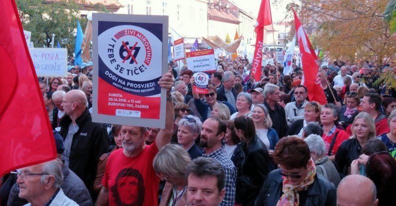 Nije populizam ustvrditi da su za stanje u Hrvatskoj krive neodgovorne elite