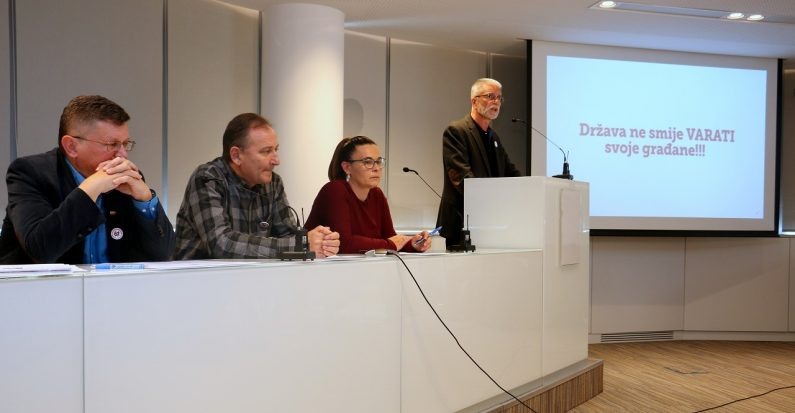Sindikati zatražili smjenu ministra Pavića te istupili iz GSV-a