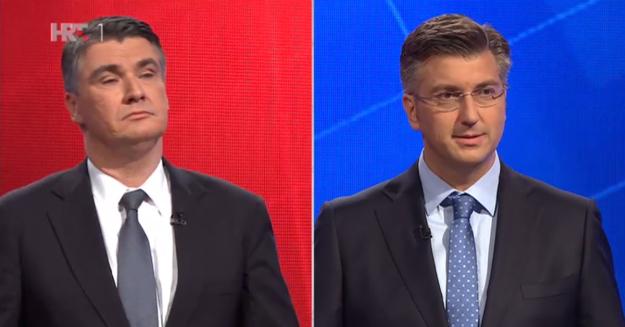 Osvrt na izjave Plenkovića i Milanovića